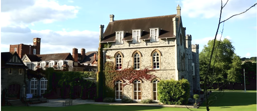 Residential Tech Camp at Wycombe Abbey United Kingdom