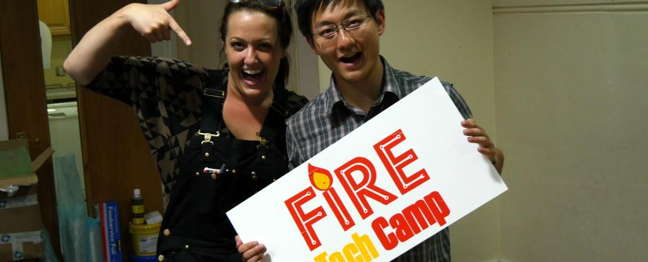 The Best of Fire Tech Camp in 2014