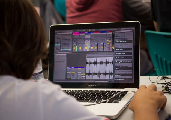 Photo: Digital Music Production – Self-guided