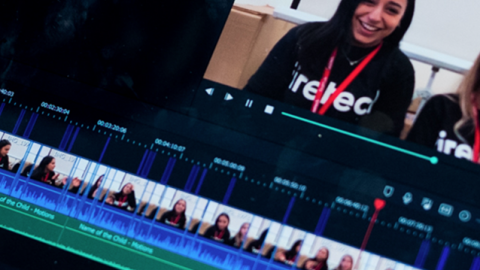 PHOTO:Creating for YouTube