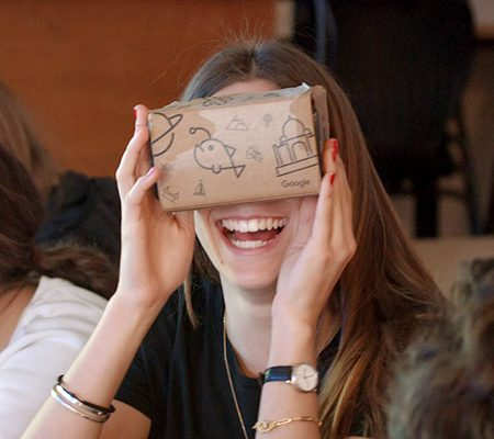 Photo: Junior Augmented & Virtual Reality – Part-time
