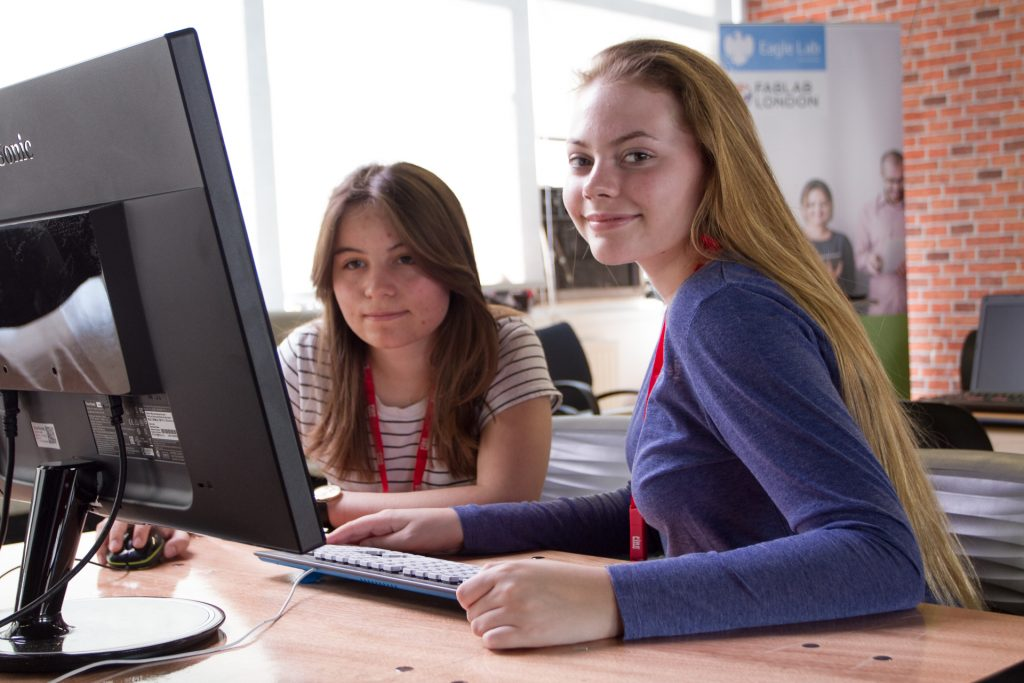 coding for girls