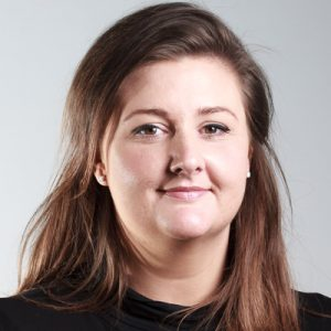 PHOTO: Charlotte Brierley, HR & Business Manager