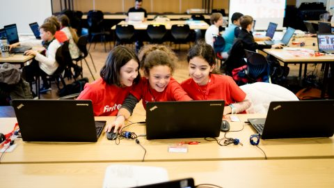 #AllGirls – Our Next Step in Supporting Girls in Tech