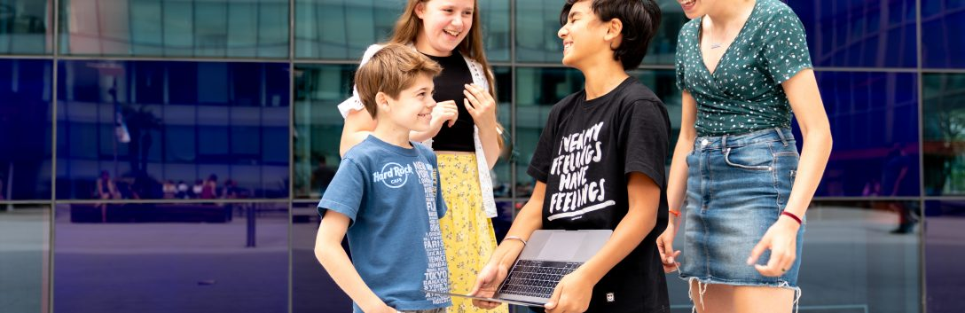 PHOTO: UK's #1 Tech Camp for Kids