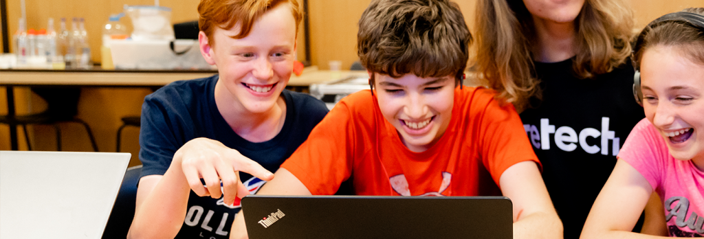 summer tech camps