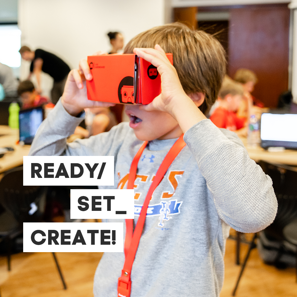 AR VR course for kids