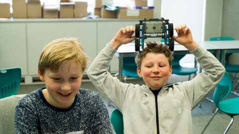 Tech camps in Edinburgh