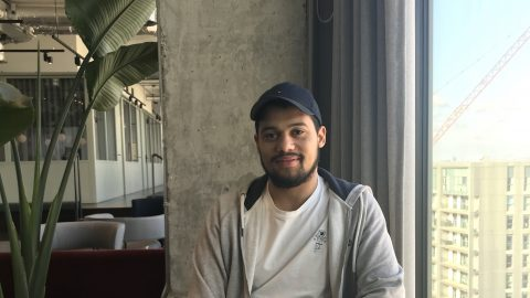 Interview with Milton: Coding & Design Graduate