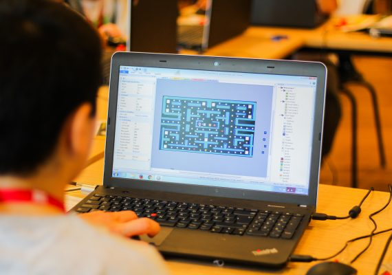Photo: Video Game Design – Self-guided