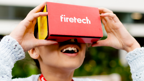PHOTO:Junior Augmented and Virtual Reality - Week-long