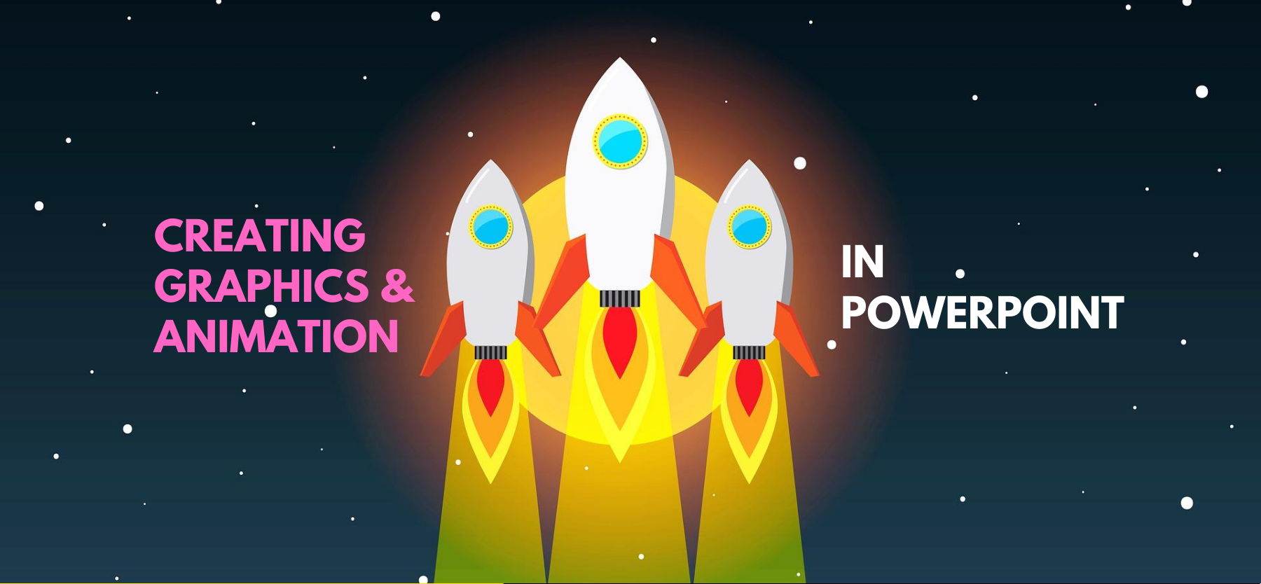Creating Graphics and Animation in Powerpoint