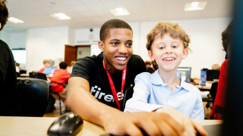 We're calling on the UK government to offer additional support to help fix future skills gaps