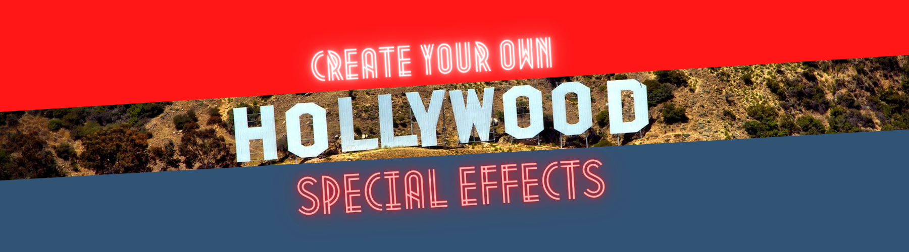 Create Your Own Hollywood Special Effects