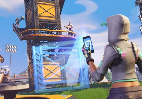 Photo: Build an Escape Room in Fortnite Creative Mode