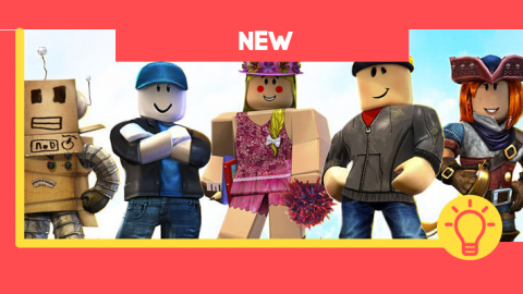 PHOTO: New: Making Games With Roblox