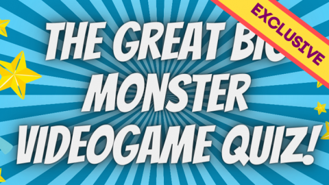 PHOTO: Exclusive: The Great Big Monster Videogame Quiz!