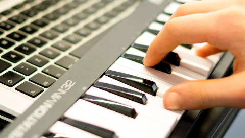 Inspired Digital Music Production Student Shares Her Course Experience