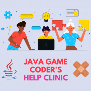 Java Game Coder's Help Clinic